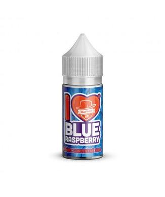 I Love Blue Raspberry Concentrate