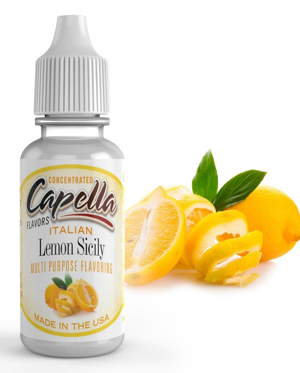 Italian Lemon Sicily Concentrate - Capella