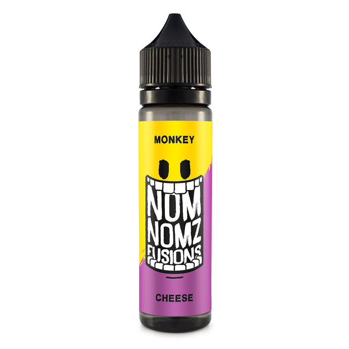 Nom Nomz Fusions - Monkey Cheese