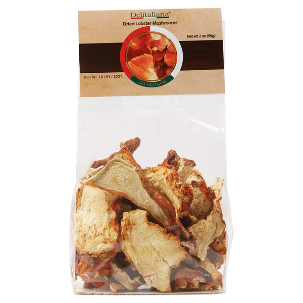 Dried Lobster Mushrooms 2 Ounce