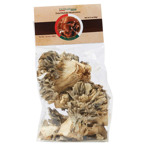 Dried Maitake Mushrooms 2 Ounce