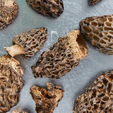 Dried Morel Mushrooms 1 Ounce