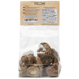 Dried Organic Shiitake Mushrooms 2 Ounce