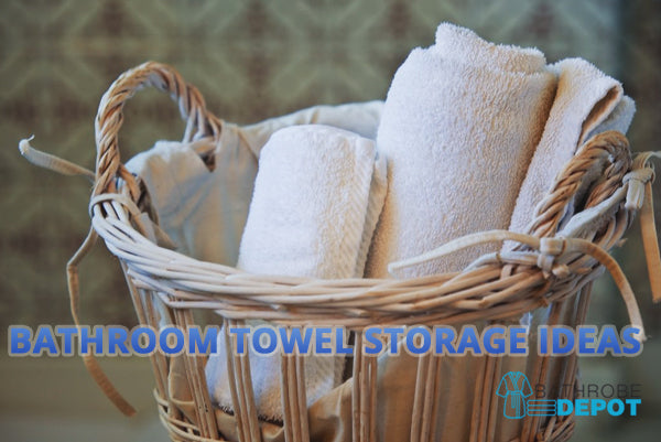 9 Bathroom Towel Storage Ideas for Small Spaces This Year