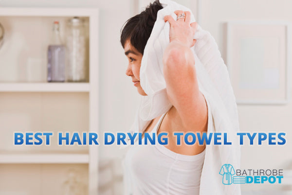 Winter Hair Damage Prevention: Best Hair Drying Towel Types