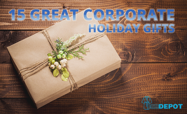 15 Great Corporate Holiday Gifts