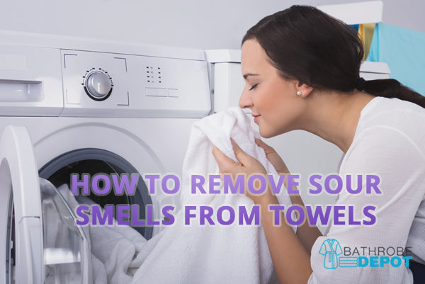 How to Remove Sour Smell from Towels: A Guide