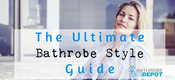 The Ultimate Bathrobe Style Guide