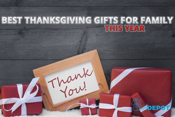 Best Thanksgiving Gifts for Family This Year