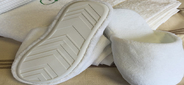 Why the Hotel Slippers are Great for the Feet?