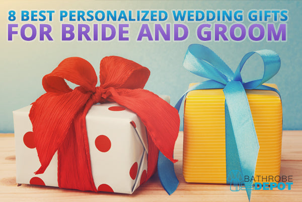 best personalized wedding gifts