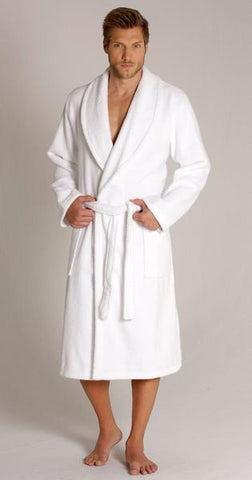 ... Shop Womens Cotton Terrycloth Bath Robe - On Sale - Free Shipping On  Orders Over 45  terry cloth bathrobe in white new style fce01 d8831 ... d89db2c05