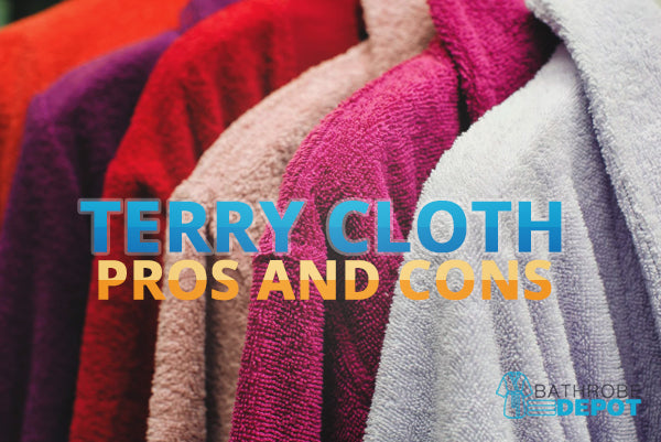 terry cloth pros and cons