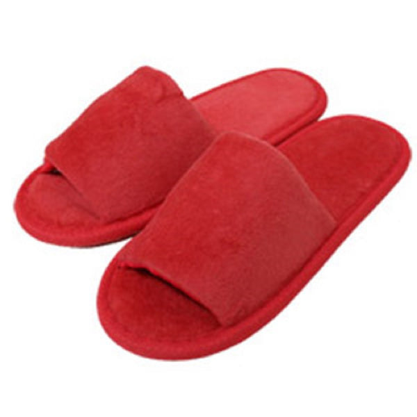 Cheap Open Toe Stylish Comfortable Kids Terry Cotton Spa Slippers