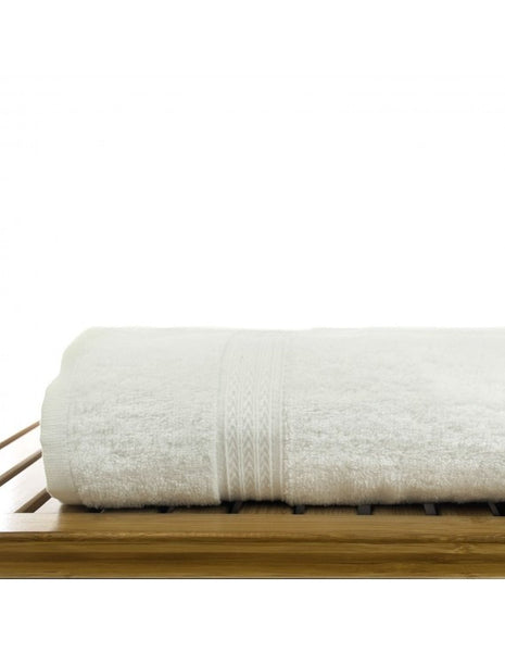 Economic Cheap Bath Towels Wholesale - White - Set of 4, Bath Towels