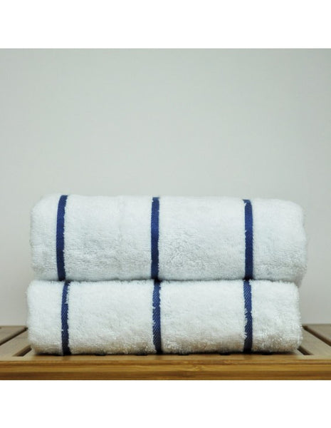 Hotel/Spa Beach Towels Wholesale 100% Genuine Turkish Cotton - Royal Blue, Beach Towels
