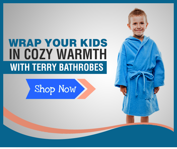 Kid's Bathrobes