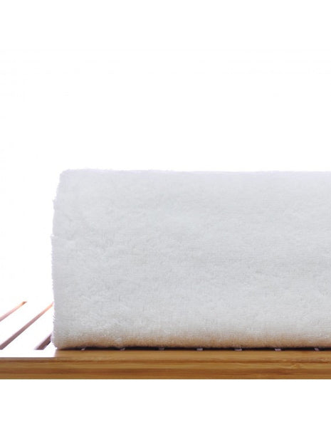 Oversized Bath Sheets in Bulk Sale - White, Bath Towels
