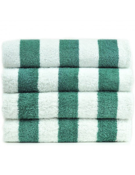 Pool Towels Quick Dry Super Soft - Sea Green, Beach Towels