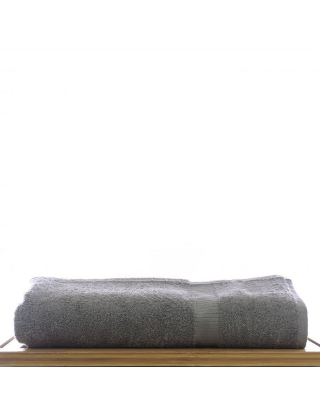 Quick Dry Wholesale Bath Sheets Towel - Gray - Set of 2, Bath Towels