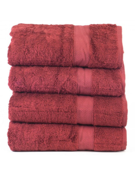 Silky Smooth & Super Absorbent Bamboo Fiber Bath Towels 27