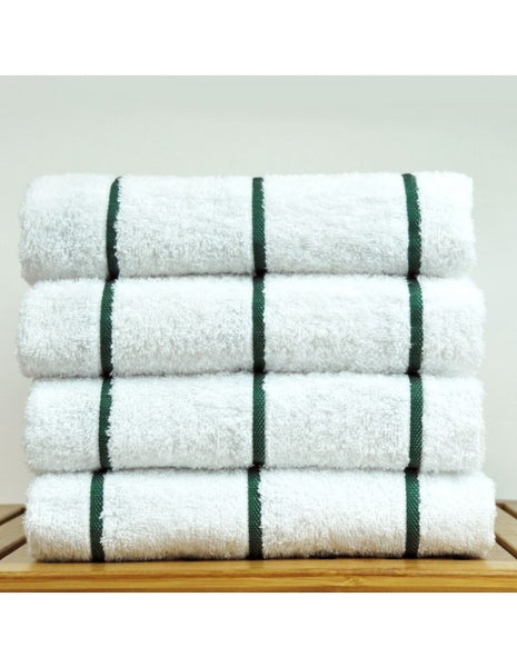 Silky Smooth & Super Absorbent Wholesale Beach Towel - Hunter Green, Beach Towels