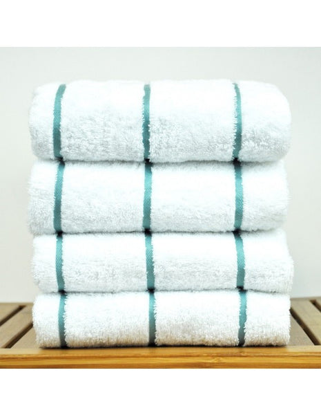 Terry Cloth Beach Towels in Bulk Sale Wholesale - Sea Green, Beach Towels