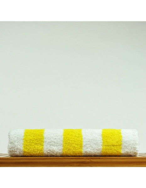 Turkish Beach Towels Extra Large Oversized - Yellow, Beach Towels