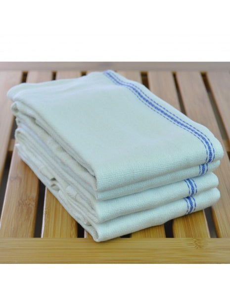 Wholesale Kitchen Towels Quick Dry - Royal Blue - Set of 12, Kitchen Towels