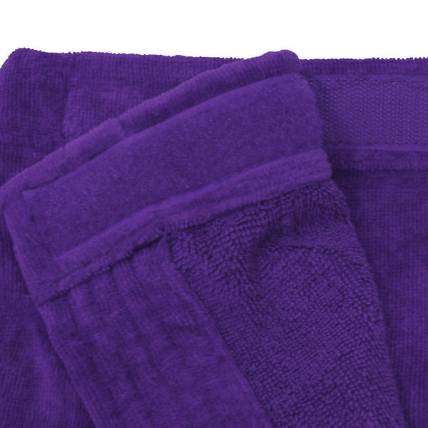Bridesmaids Gift Terry Bath Wrap - Purple, Bath Wraps
