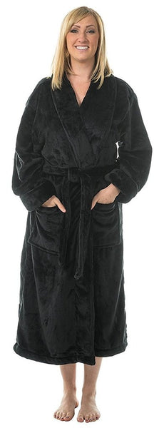 Promotional Spa Robe Wholesale - Black, Spa/Hotel Robes