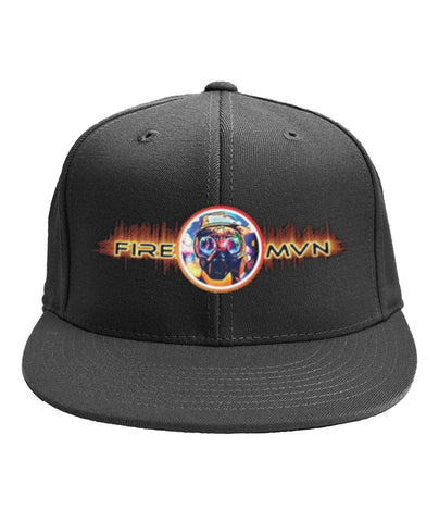 FIREMAN Snapback Hat - Limited Edition