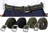 Survival Paracord Belt:Survival Paracord Belt:Fire Sale