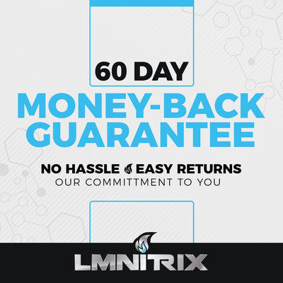 LMNITRIX SPARTN ✮ Testosterone Booster Supplement ✮ 60 ct