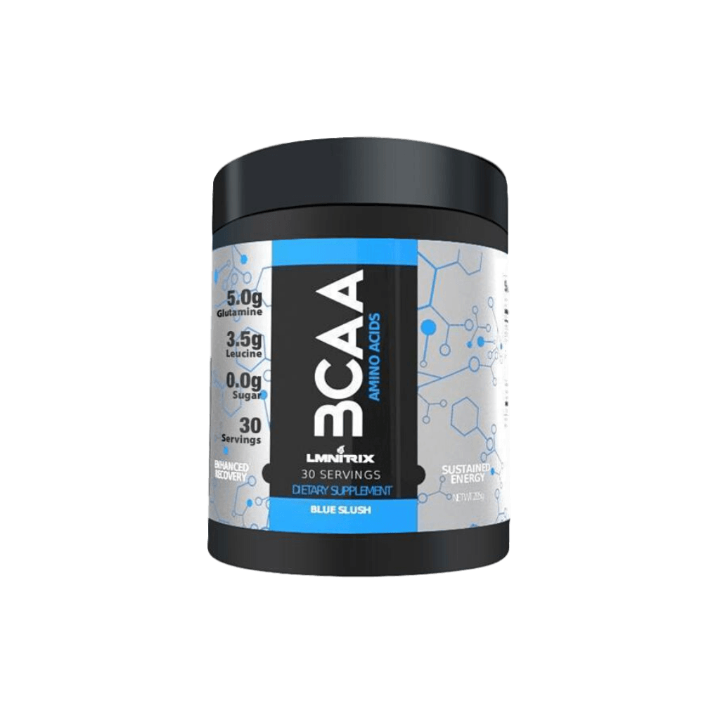 BCAA | Amino Acid & Recovery Supplement ✮ Men & Women ✮ 30 servings