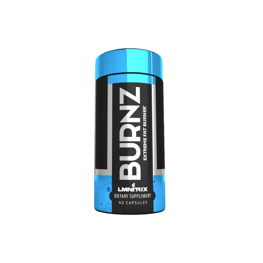 BURNZ | Intense Weight Loss Supplement ✮ Men & Women ✮ 60 ct