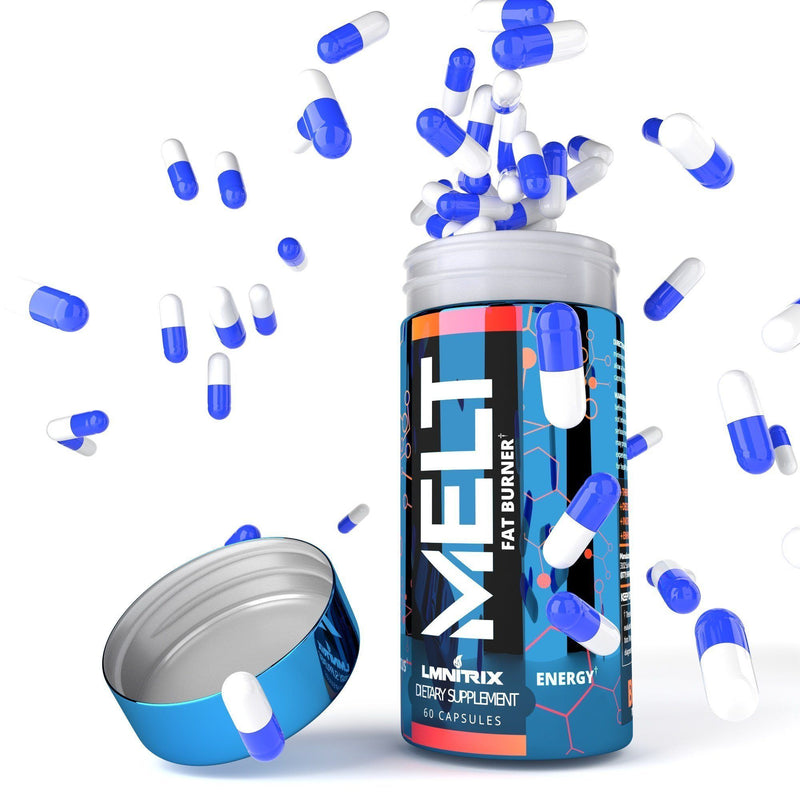 MELT - Thermogenic Fat Burner For Men & Women - 60 caps