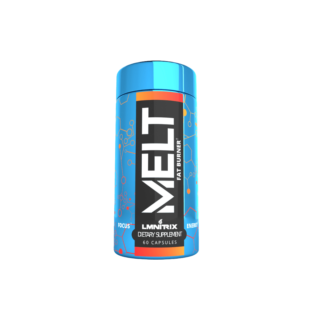 MELT | Thermogenic Fat Burner Supplement ✮ Men & Women ✮ 60 ct