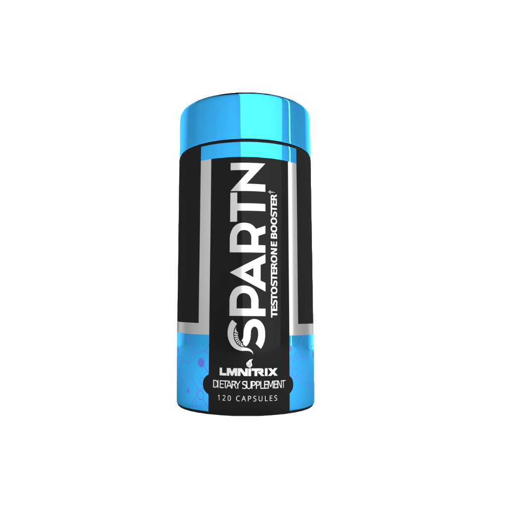 SPARTN | Testosterone Booster Supplement ✮ 120 ct