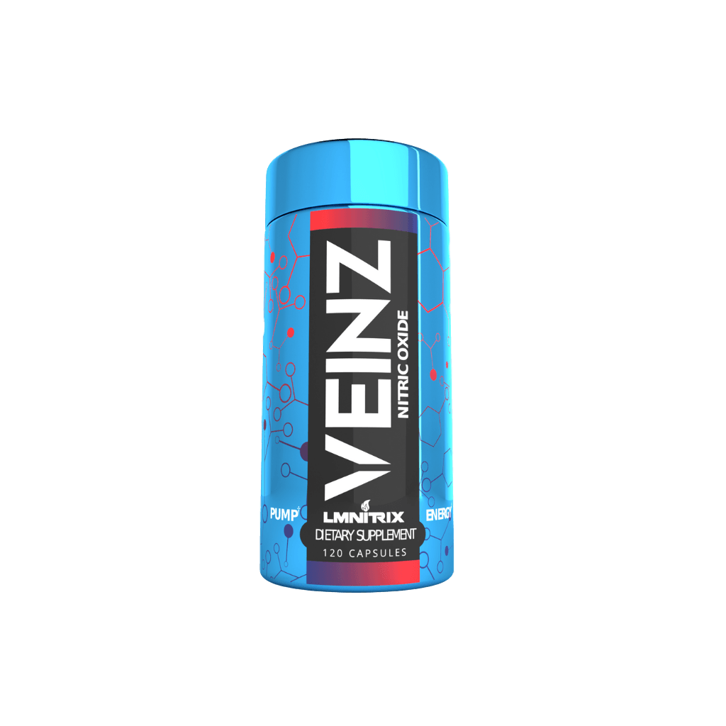 VEINZ | Nitric Oxide Muscle Mass Supplement ✮ 120 ct