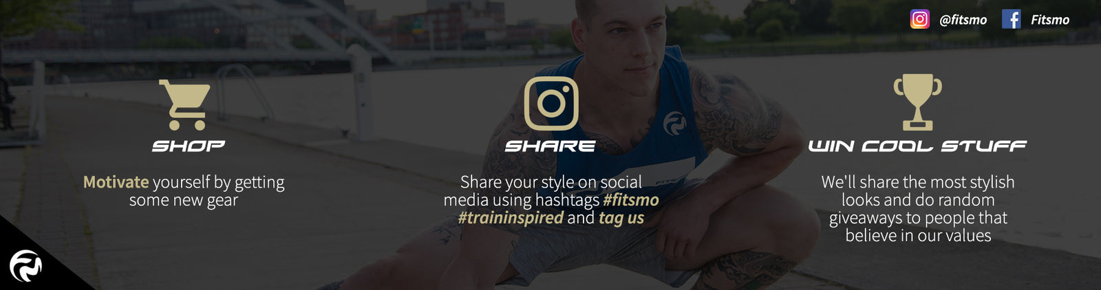 fitsmo social media instructions