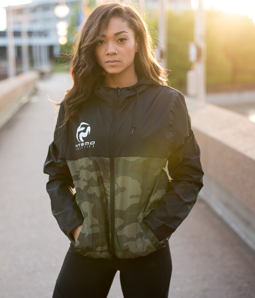 Athlete Crossover Jacket