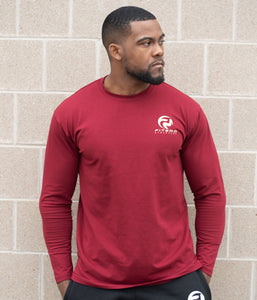 Long Sleeve Shirt - Maroon