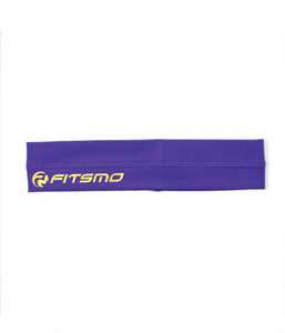 Sport Headband - Purple/Gold