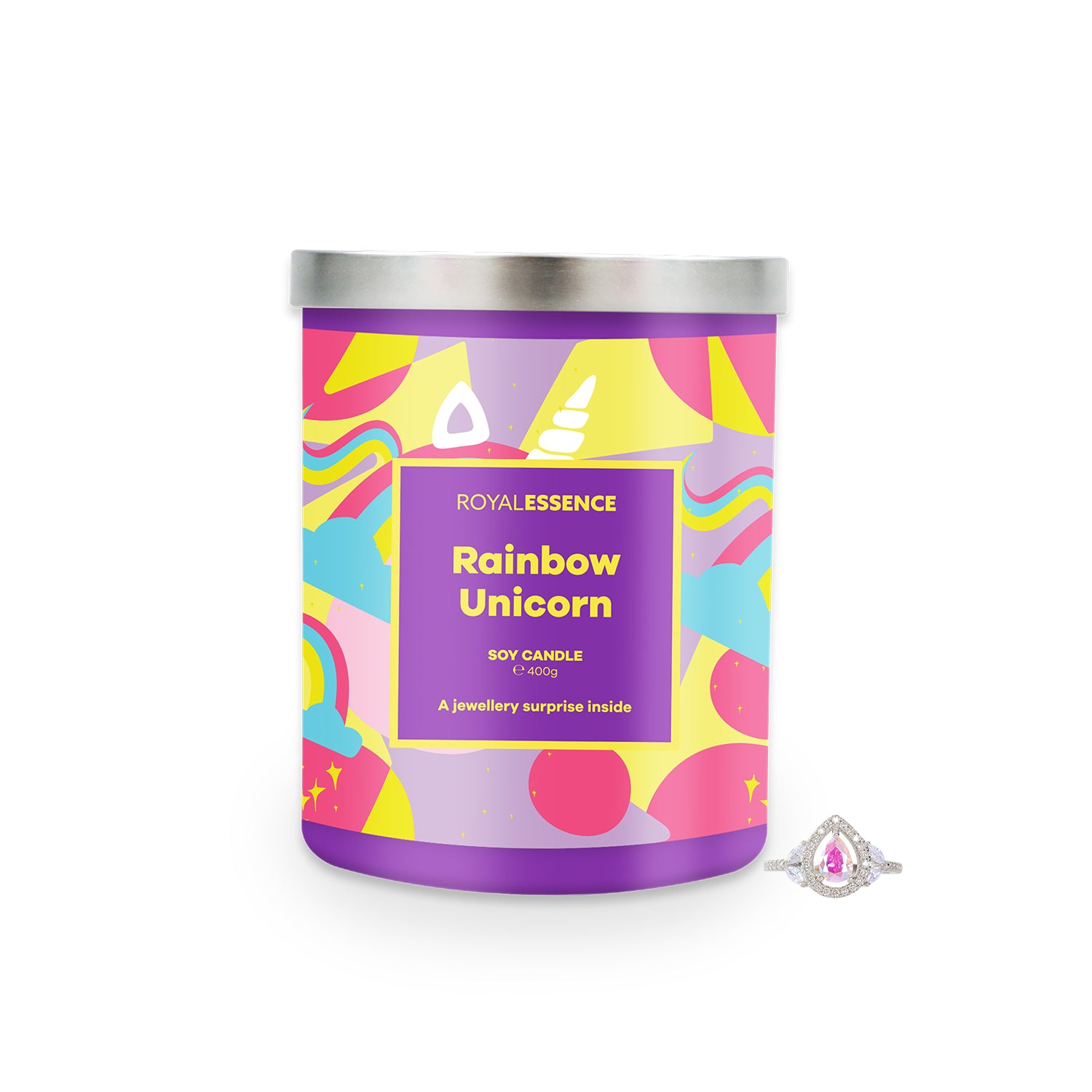 Rainbow Unicorn (Body Scrub)
