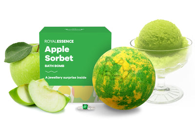 Apple Sorbet (Bath Bomb)