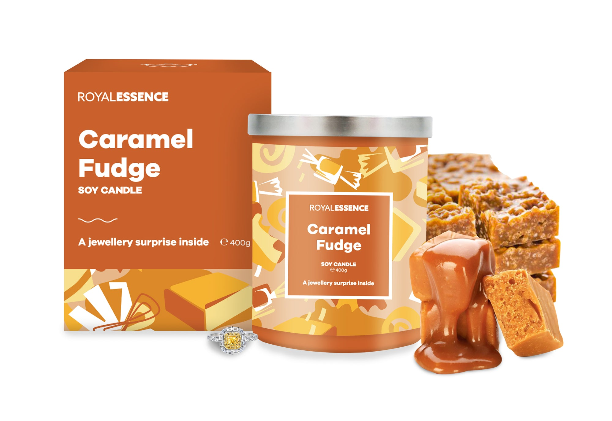 Caramel Fudge (Candle)