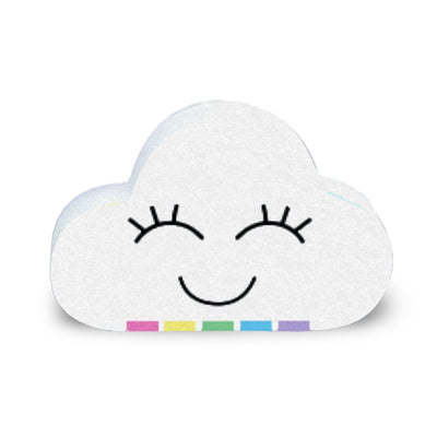 Rainbow Cloud Bath Bomb - 150g