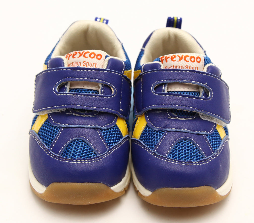 Cobalt boys trainer from Freycoo