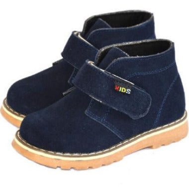 Desert Cute (Navy) - Toddler & Children Shoes - Ankle-Biters - 1